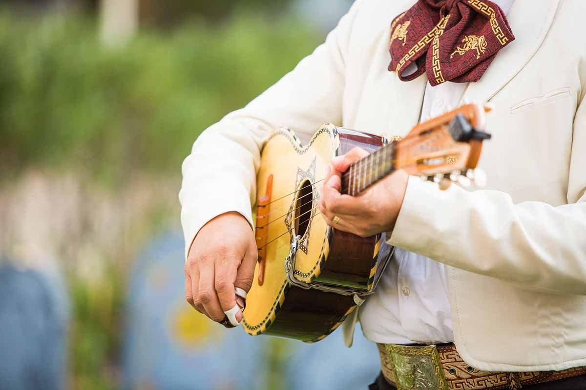 Mariachi guitar spanish culture